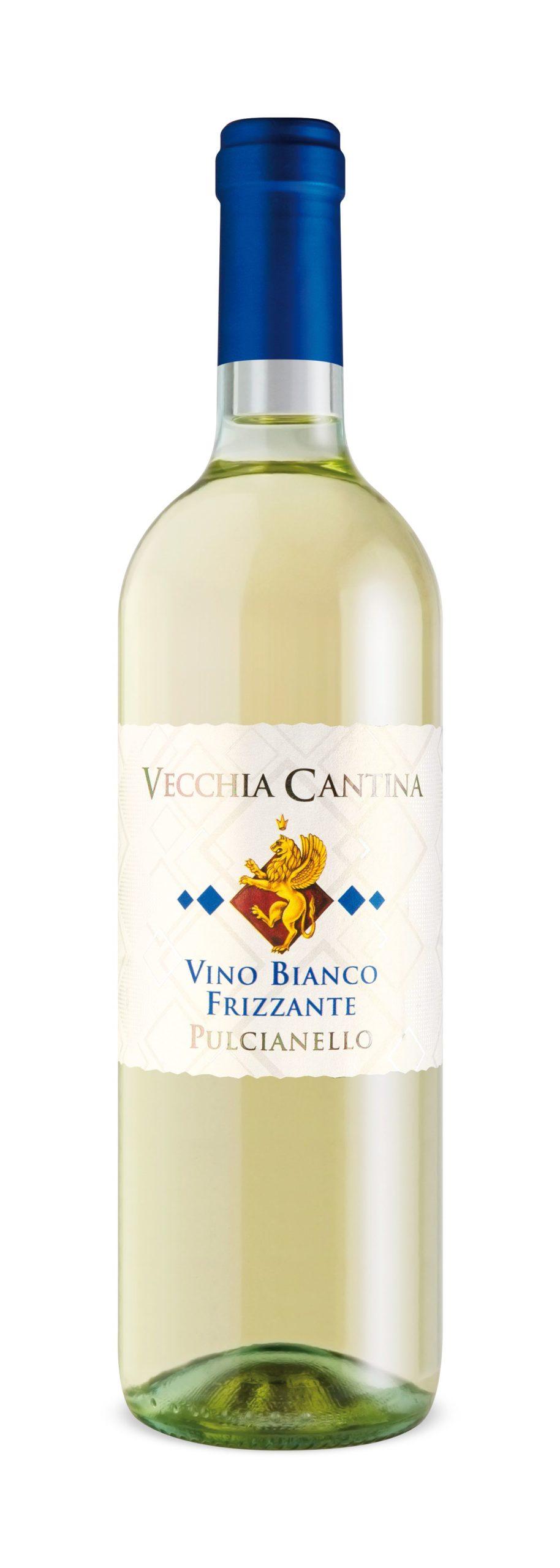 Vino Bianco Pulcianello Frizzante S.A.