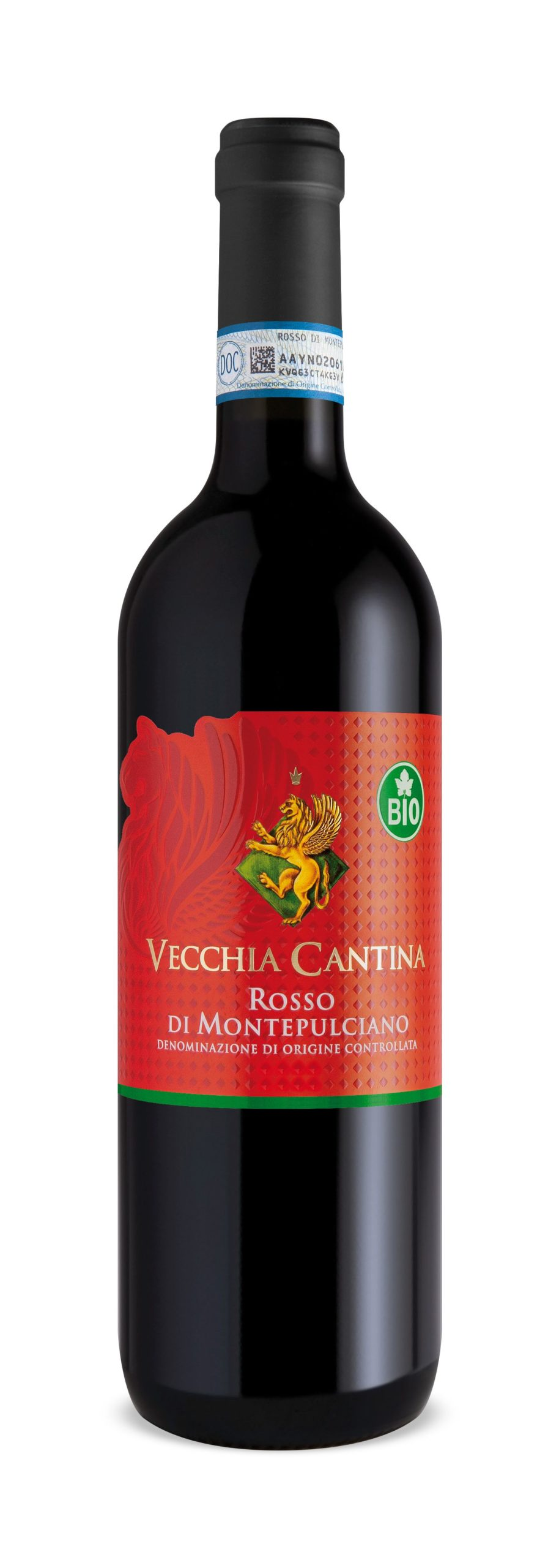 Rosso di Montepulciano Biologico DOC TOSCANA